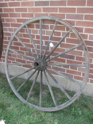 Wheel, Wagon